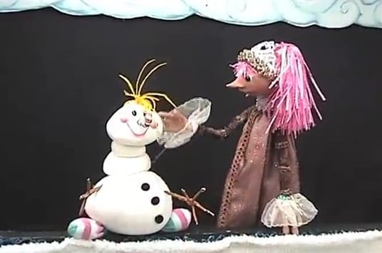 Luce Puppet Co.'s Wacky Winter Adventure