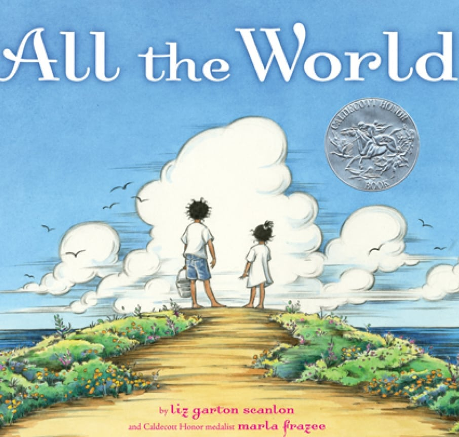 Storybook Pages presents All the World