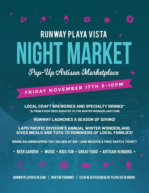 Night Market at Runway