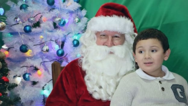 Autism Live Sensitive Santa