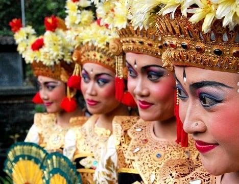 Cudamani: Dance & Music from Bali
