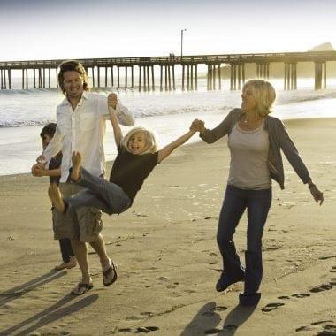 kid-friendly beaches