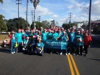 Exceptional Kids Organization to March in El Segundo Holiday Parade