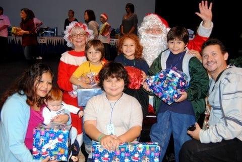 GLAD Children's Holiday Celebration
