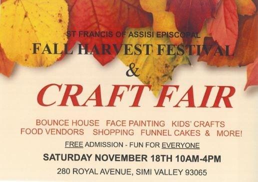 Fall Harvest Festival & Craft Fair