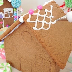 Gingerbread House Decorating Event!