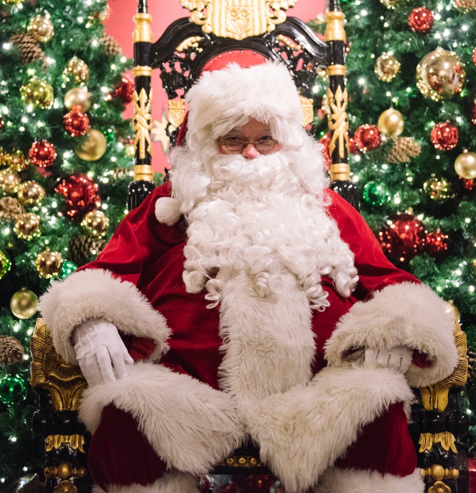 Santa Through The Season At One Colorado