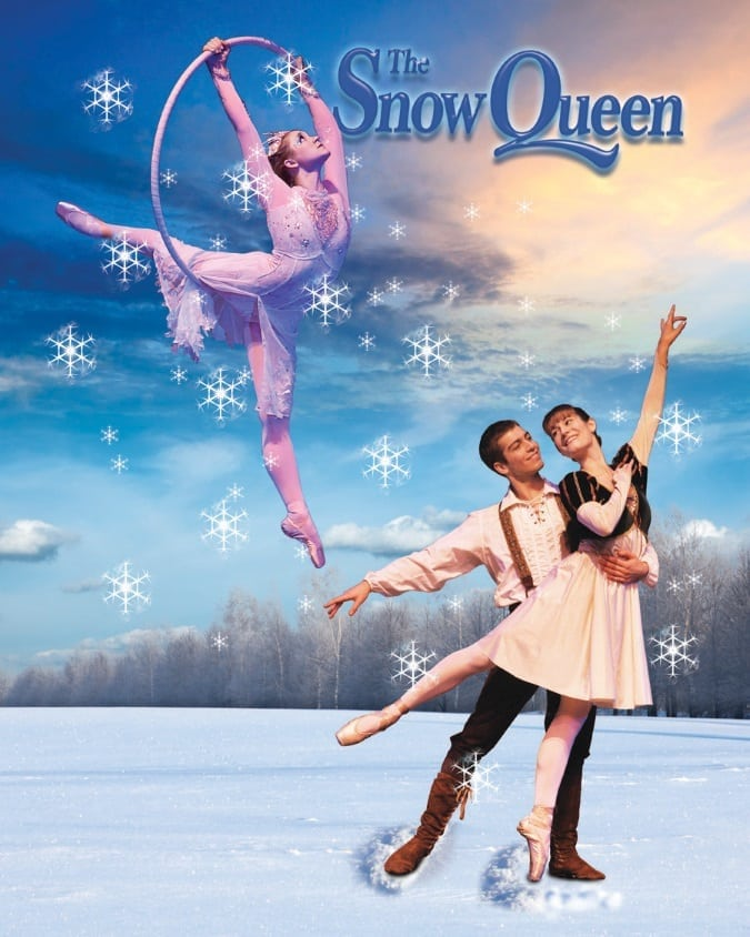 The Snow Queen Presented By California Contemporary Ballet