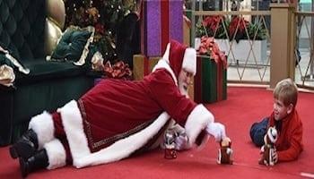 Santa Cares at Citadel Outlets