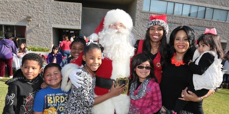 Special Needs Network Christmas Care Exchange-Brunch + Lunch With Santa