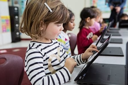 Stratford School Los Angeles' Kindergarten Overview
