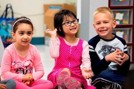 Stratford School Altadena's Kindergarten Overview