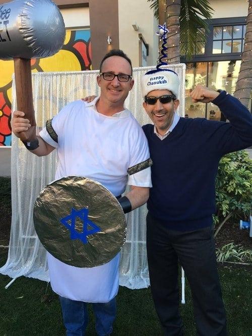 Hanukkah at The Point