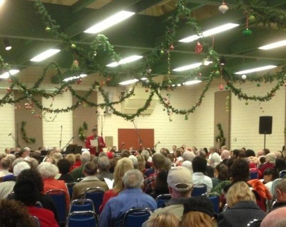 Palos Verdes Symphonic Band Holiday Concert