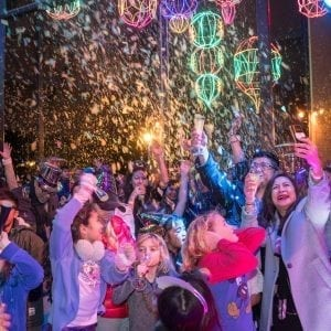 NYE Parties for Kids in Los Angeles