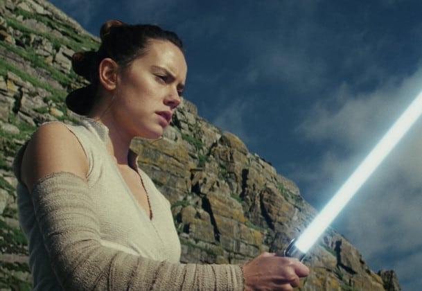 Star Wars: The Last Jedi At The El Capitan Cinema