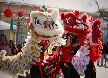 Chinese New Year Carnival 2018
