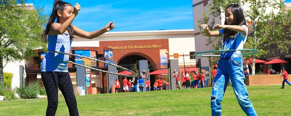 New Year's Day Free Admission at the Autry