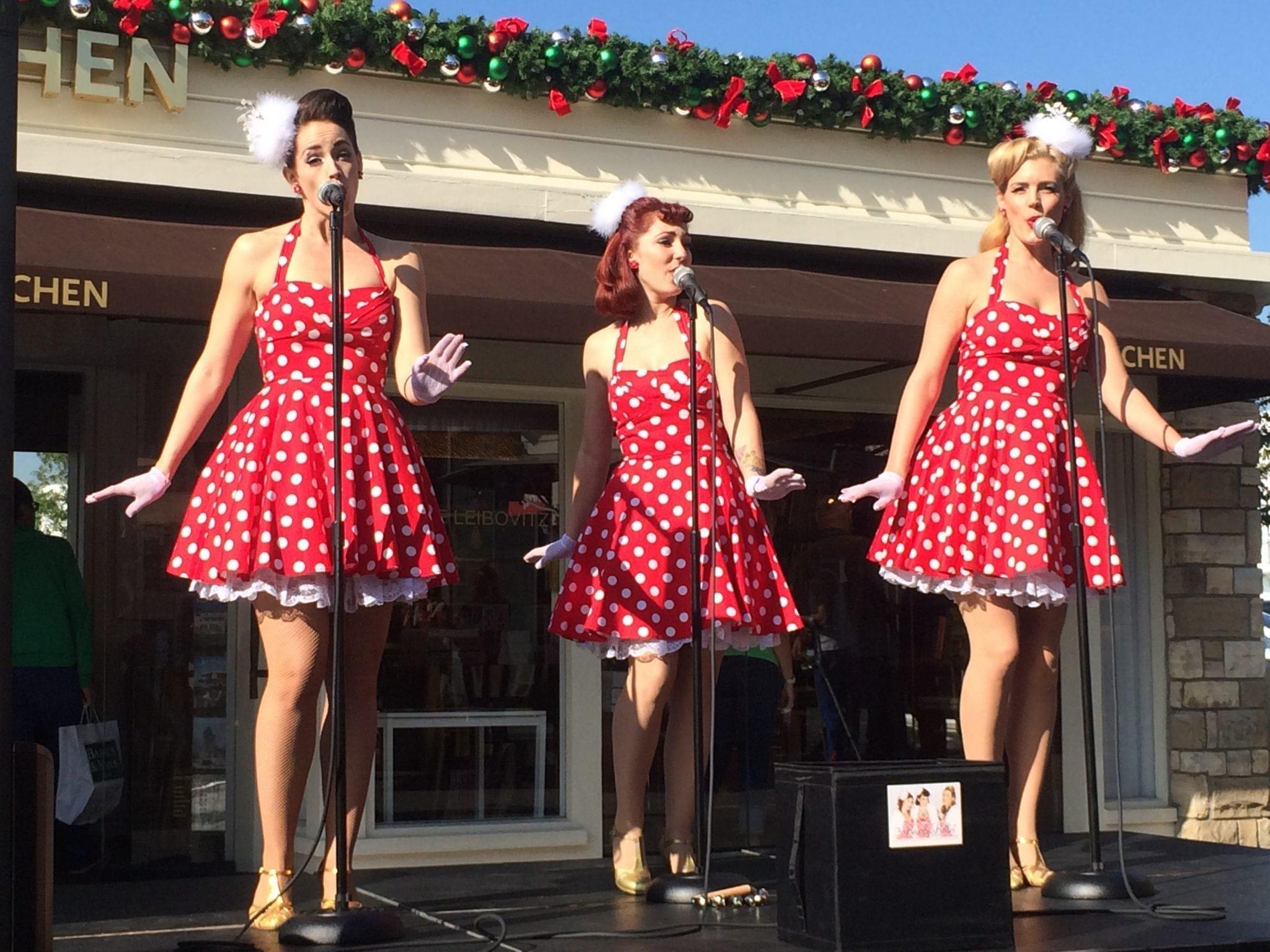 Holiday Celebration at Farmers Market