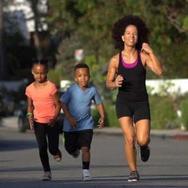 family fitness in Los Angeles