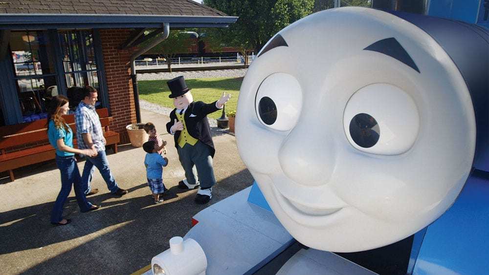Day Out With Thomas Spring 2018