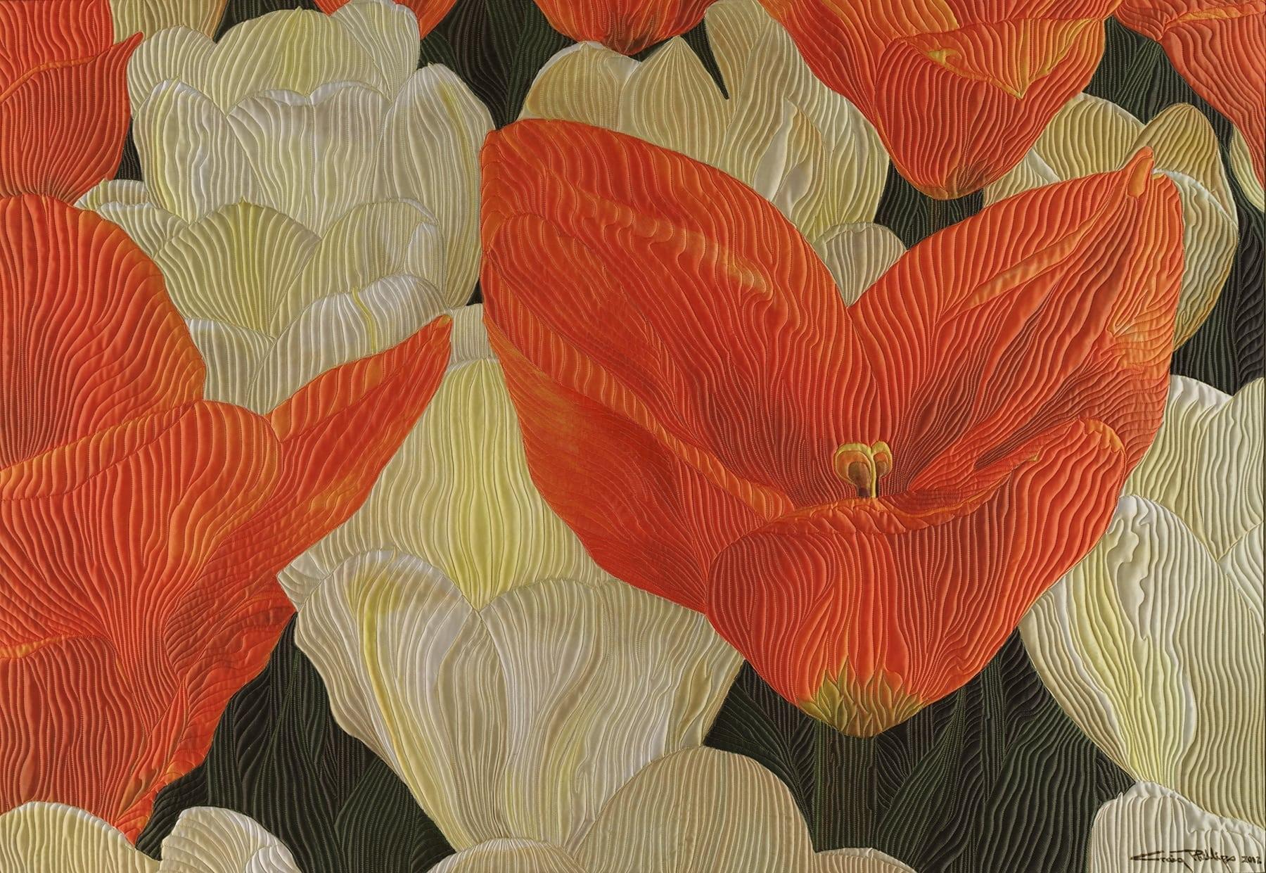 """California Heritage Museum's """"Art Quilts"""" Exhibit"""