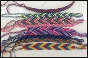 Friendship Bracelets for Teens and Adults