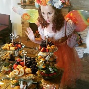 A Faery Hunt's Fairy Tea Party!