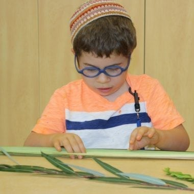 for jewish kids with a new learning option