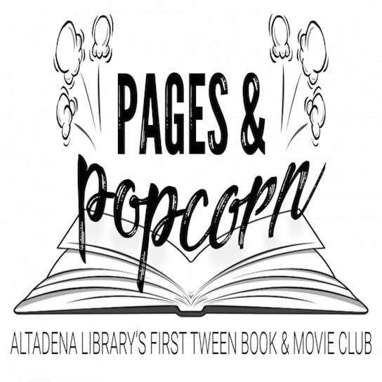 Pages & Popcorn Kick-Off Event