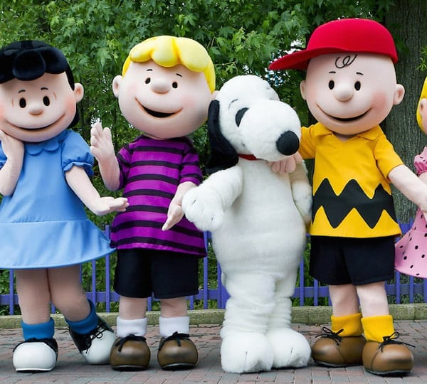 Knott's Peanuts Celebration