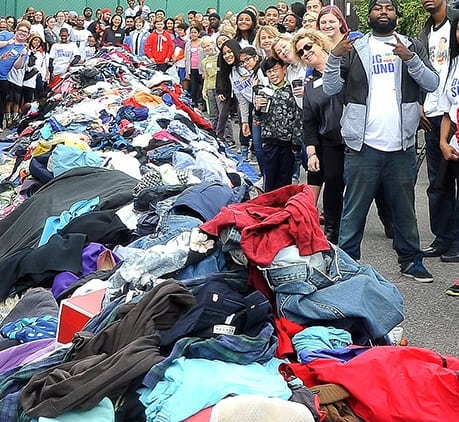 Big Sunday's MLK Day Clothing Collection & Community Breakfast