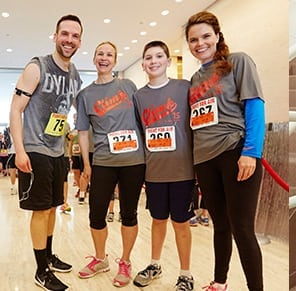 American Lung Association's Fight For Air Climb