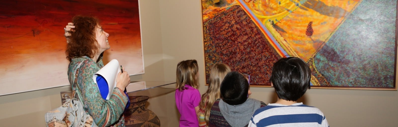 Homeschool Day at the Autry