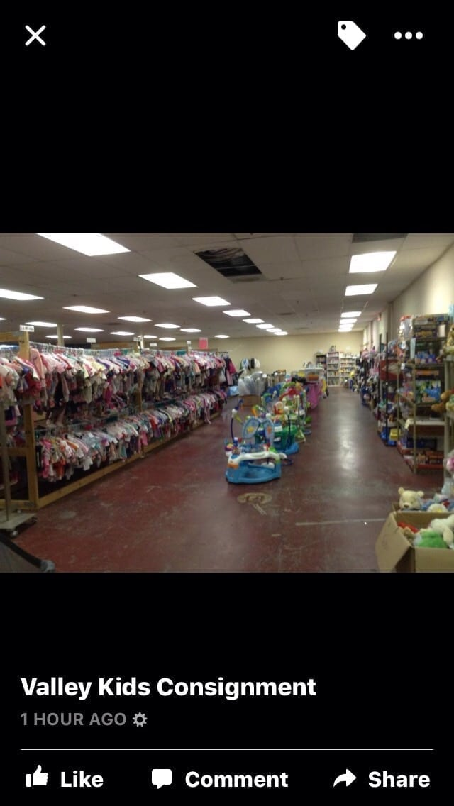 Valley Kids Consignment Sale