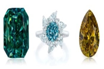 Green Diamonds: Natural Radiance Exhibit