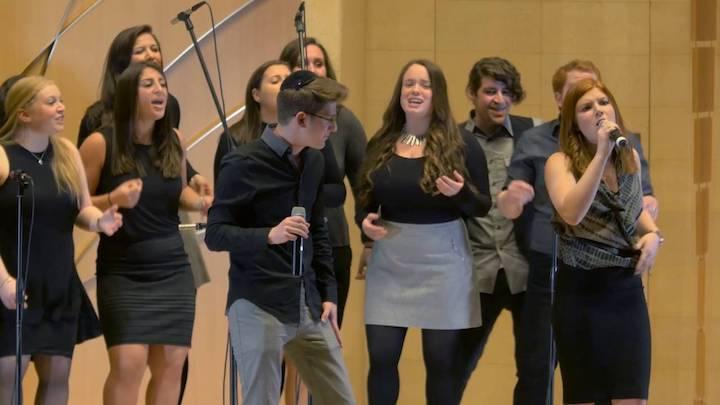 Zimmer Sunday Family Program: Tizmoret A Cappella Concert