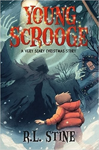"""Cahuenga Library Family Book Club: R.L. Stine's """"Young Scrooge"""""""