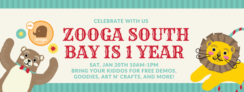 Zooga South Bay One Year Celebration