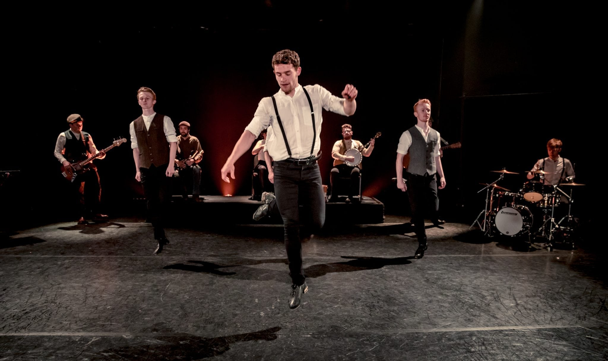 Dublin Irish Dance:Stepping Out