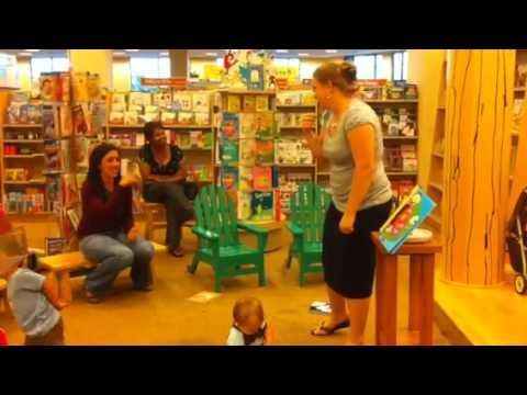 ASL Story Time at Barnes and Noble