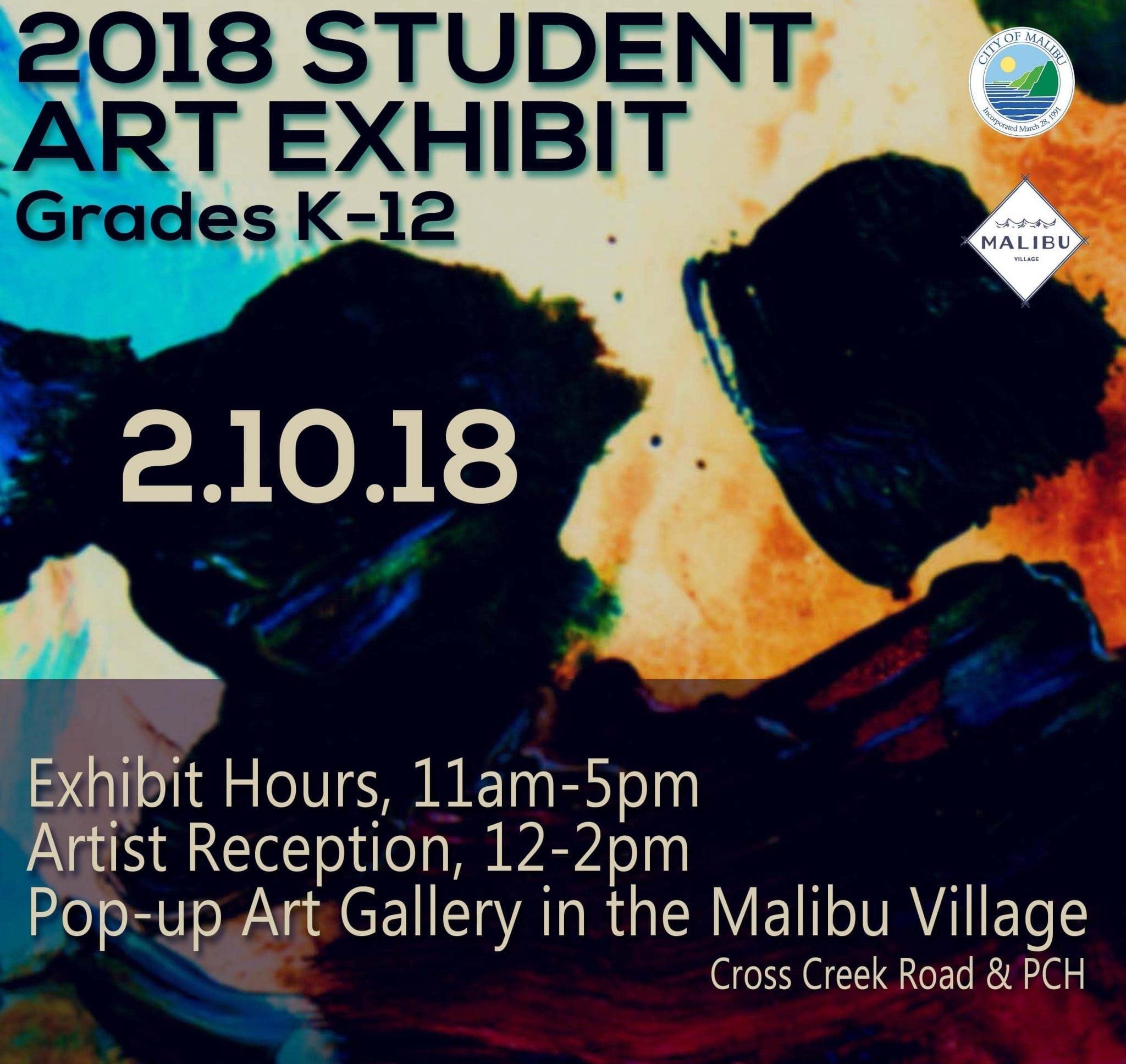 Malibu Student Art Show