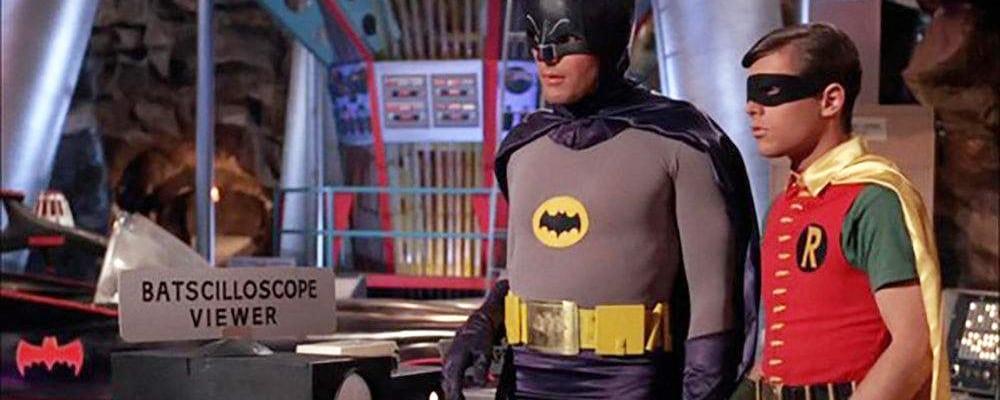 Batman '66 exhibit