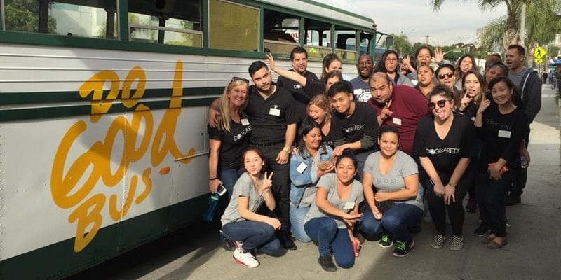 Do Good Bus: January Community Ride