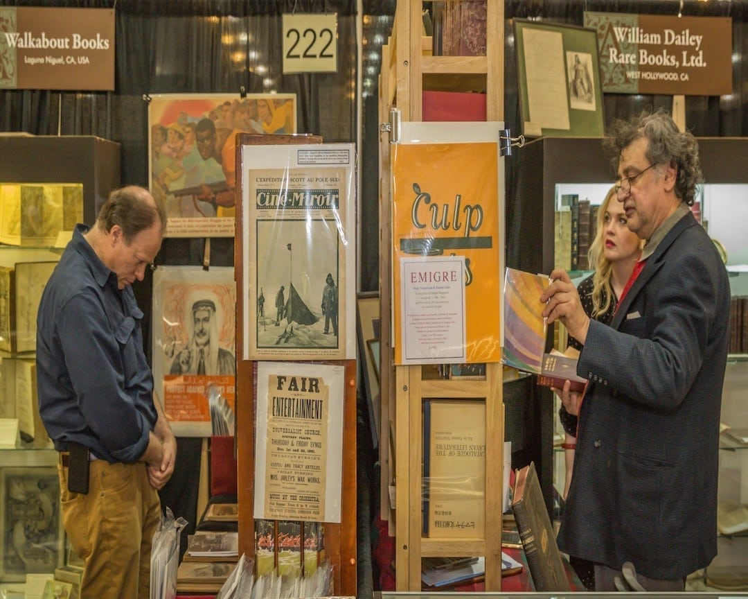 51st California International Antiquarian Book Fair