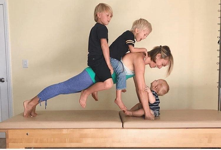 Moms Do Pilates: Post-Baby Body & How To Restore Strength Through Pilates