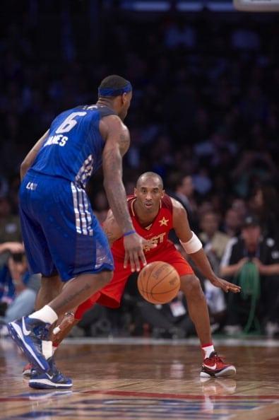 Mtn Dew Kickstart Rising NBA Stars Practice