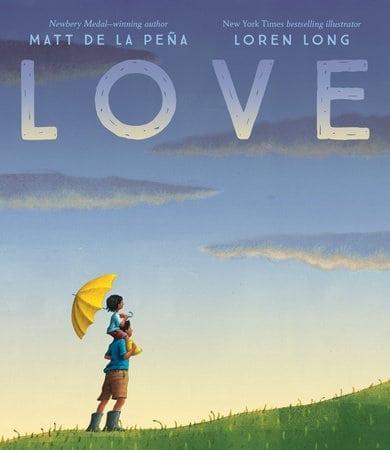 {pages} presents Author Matthew de la Pena & Illustrator Loren Long at Manhattan Beach Library