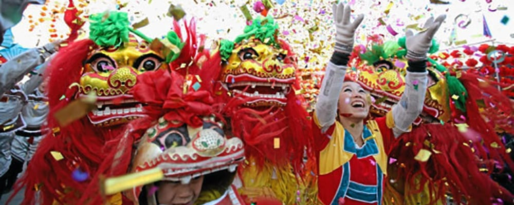 Port of Los Angeles' Lunar New Year Festival