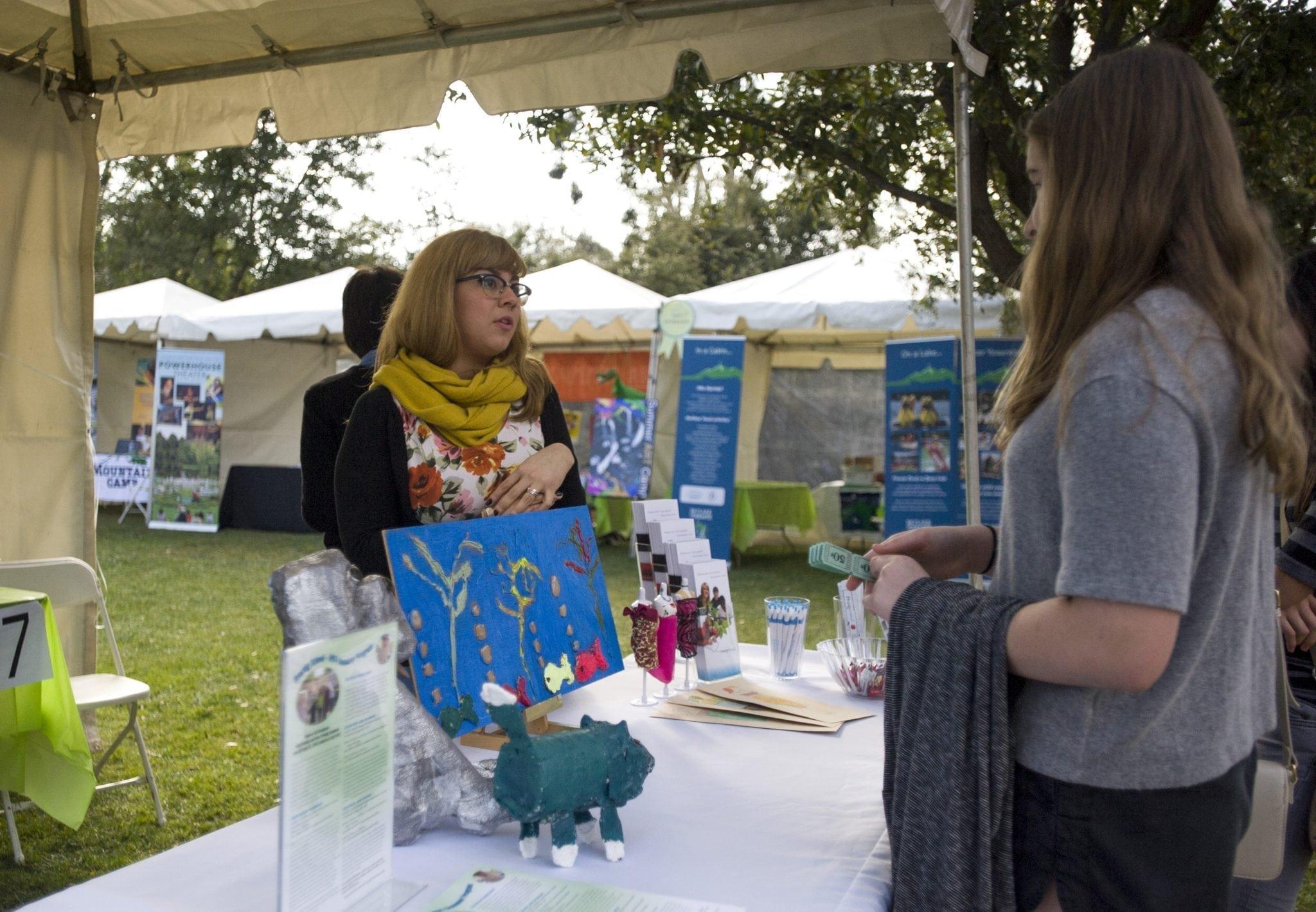 Westridge School's Summer Opportunities Fair